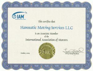 Hanseatic - Member of IAM