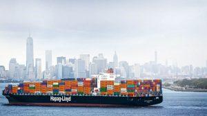 Hanseatic Cargo Ship