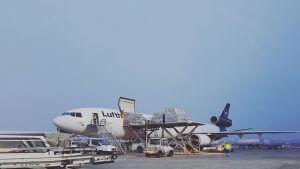 Shipping Plane
