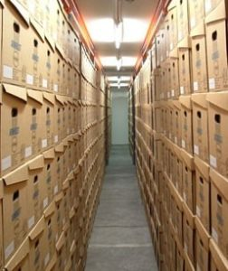 Hanseatic - Archive Storage