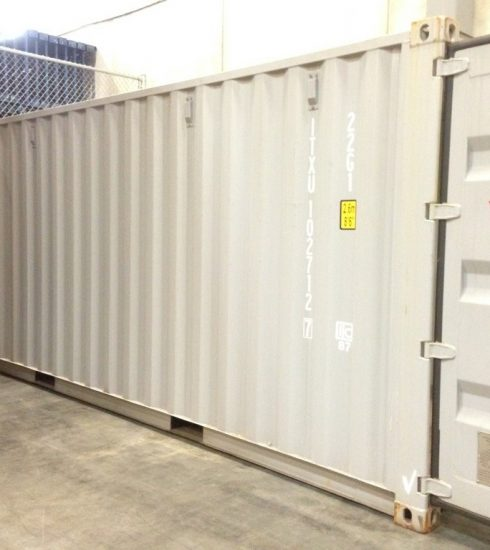 Hanseatic - Shipping Container