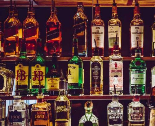 Alcohol Moving Info