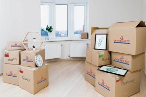 Hanseatic Moving Boxes