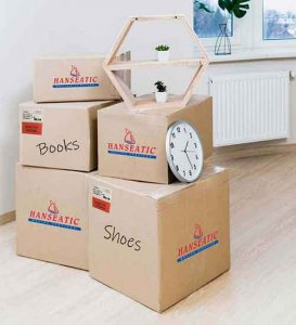 Hanseatic Services - Moving Boxes
